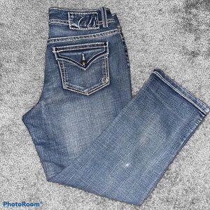 Code Bleu Jeans Size 8/28 Annette Bootcut.